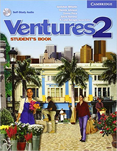 Ventures Level 2 Student's Book (with Audio CD) ventures 1 student s book with audio cd