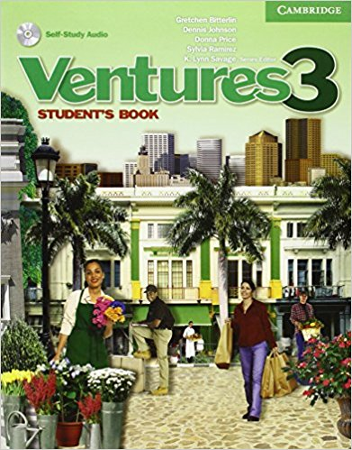 Ventures: Level 3: Student's Book (with Audio CD) ventures 1 student s book with audio cd