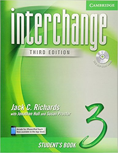 Interchange Student's Book 3 (with Audio CD) (Interchange Third Edition) placement and evaluation package interchange third edition passages second edition with audio cds
