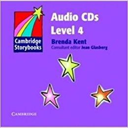 Cambridge Storybooks (аудиокнига на 4 CD) c storybooks 4 special cake