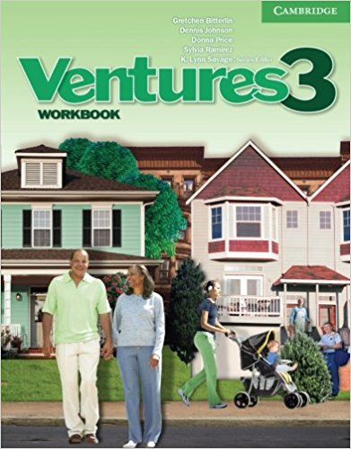 Ventures: Level 3: Workbook