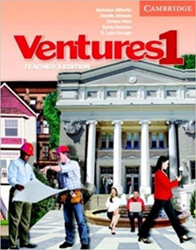Ventures: Level 1: Teacher's Edition (+ CD-ROM) ventures 1 workbook cd rom