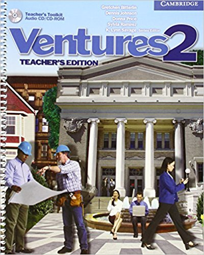 Ventures Level 2 Teacher's Edition with Teacher's Toolkit (+ Audio CD/CD-ROM) chiaro level b1 libro cd rom cd audio