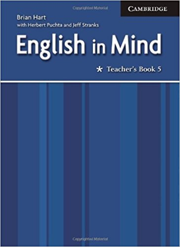 English in Mind Level 5 Teacher's Book american english in mind level 3 workbook