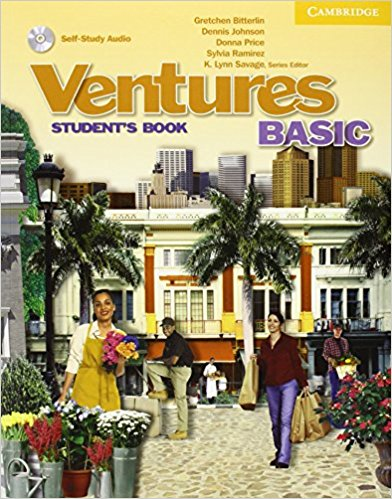 Ventures Basic Student's Book (with Audio CD) ventures 1 student s book with audio cd