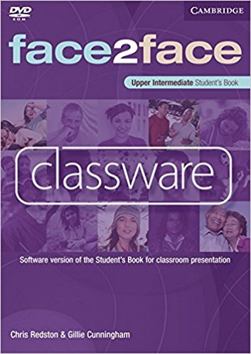 Face2face Upper Intermediate Classware DVD-ROM: Software version of the Student's Book for classroom presentation: Upper-intermediate (Single Classroom) (аудиокнига на DVD) redston c face2face intermediate students book with cd rom audio cd