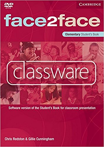 Face2face Elementary Classware DVD-ROM: Software version of the Student's Book for classroom presentation (аудиокнига на DVD) redston c face2face intermediate students book with cd rom audio cd