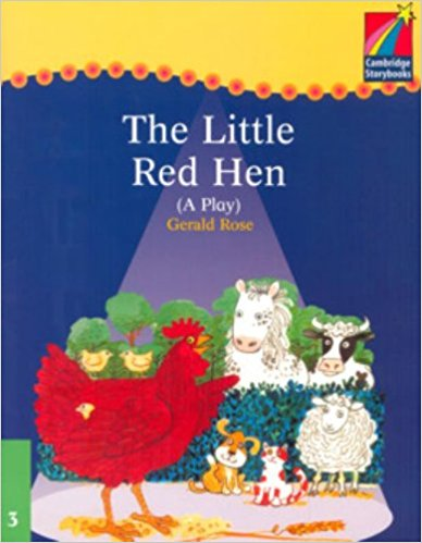 The Little Red Hen: Level 3 cambridge plays the pyjama party elt edition cambridge storybooks