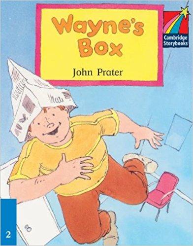 Wayne's Box: Level 2 cambridge plays the pyjama party elt edition cambridge storybooks