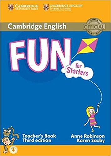 Cambridge English: Fun for Starters: Teacher's Book (+ CD)