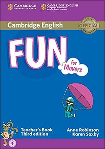 Fun for Movers: Teacher's Book cambridge movers 1