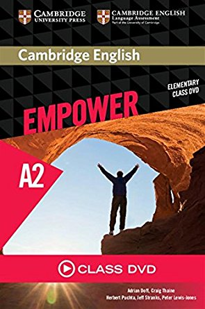 Cambridge English: Empower Elementary Class (DVD) real life elementary interactive dvd