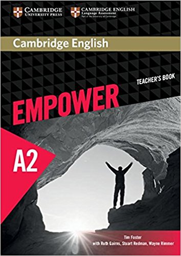 Cambridge English Empower A2: Teacher's Book cambridge english empower a2 workbook with answers
