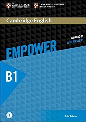 Cambridge English: Empower: Pre-Intermediate: Workbook with Answers: Level B1 cambridge plays the pyjama party elt edition cambridge storybooks