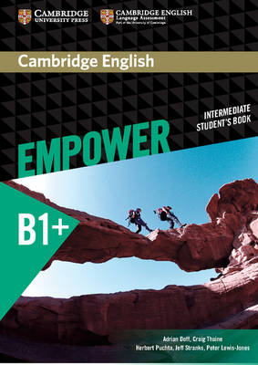Cambridge English: Empower: Intermediate: Student's Book times newspaper reading course of intermediate chinese 1 комплект из 2 книг