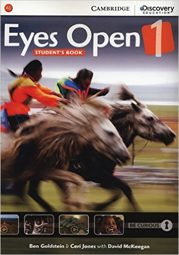 Eyes Open 1: Student's Book eyes open 3 combo a with online workbook and online practice