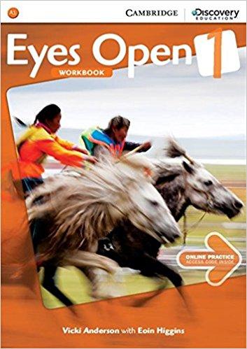 Eyes Open 1: Workbook with Online Practice eyes open 3 combo a with online workbook and online practice