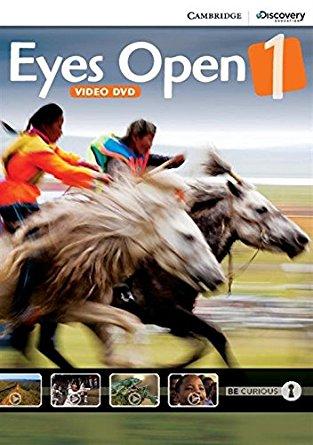 Eyes Open 1 (DVD) eyes open 1 dvd