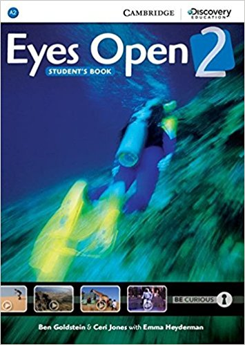 Eyes Open 2 Student's Book eyes open 3 combo a with online workbook and online practice