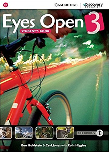 Eyes Open 3 Student's Book eyes open 3 combo a with online workbook and online practice
