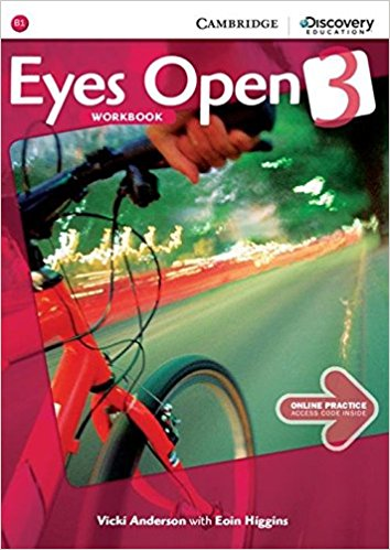 Eyes Open 3 Workbook with Online Practice eyes open 3 combo a with online workbook and online practice