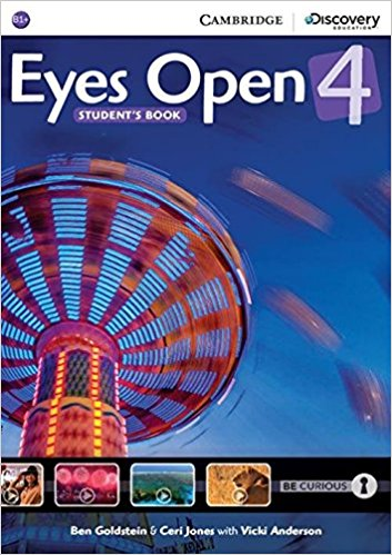 Eyes Open 4: Student's Book eyes open 3 combo a with online workbook and online practice
