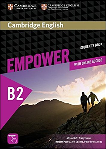 Empower B2: With Online Assessment: Student's Book cambridge plays the pyjama party elt edition cambridge storybooks