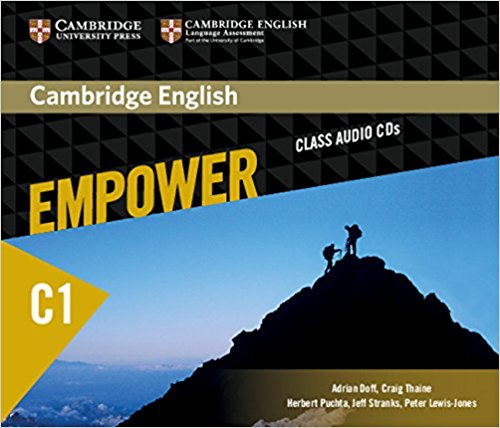 Cambridge English: Empower Advanced (Class Audio CD) columbia university class of the nineteen hundred eight class book