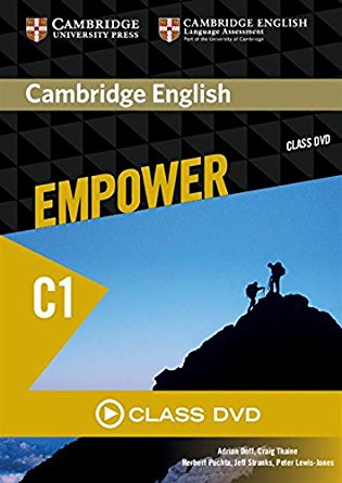 Cambridge English: Empower Advanced (Class DVD) cambridge english empower a2 workbook with answers