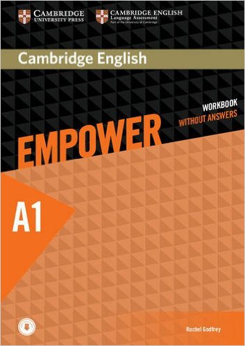 Cambridge English Empower Starter: Workbook without Answers with Downloadable Audio