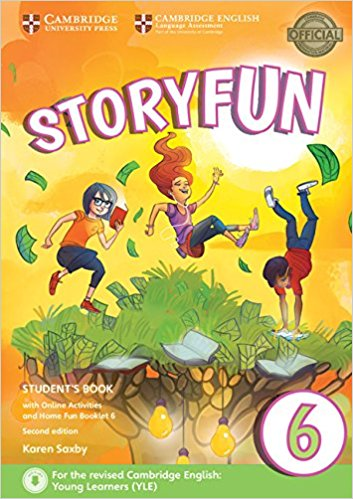 Storyfun 6: Student's Book with Online Activities with Home Fun booklet cambridge plays the pyjama party elt edition cambridge storybooks