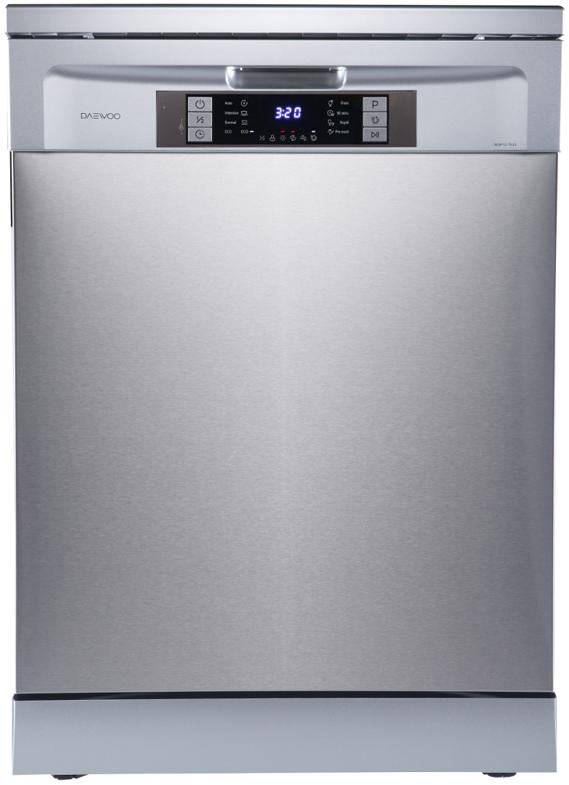 Посудомоечная машина Daewoo DDW-M1211S, silver Daewoo