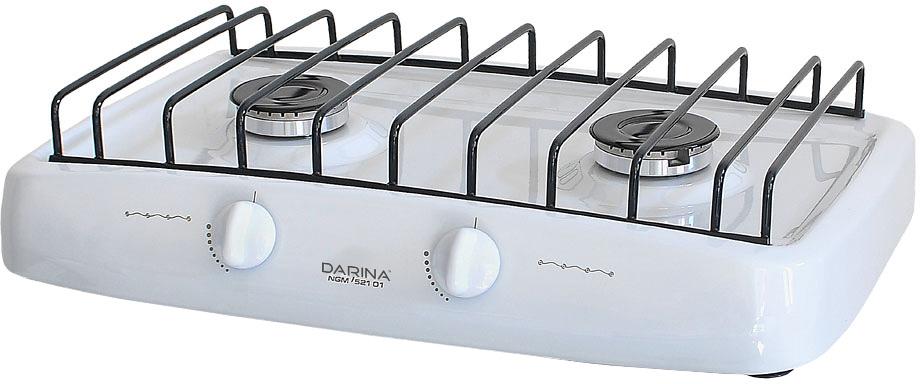 Darina L NGM521 01 W, White плита газовая настольная