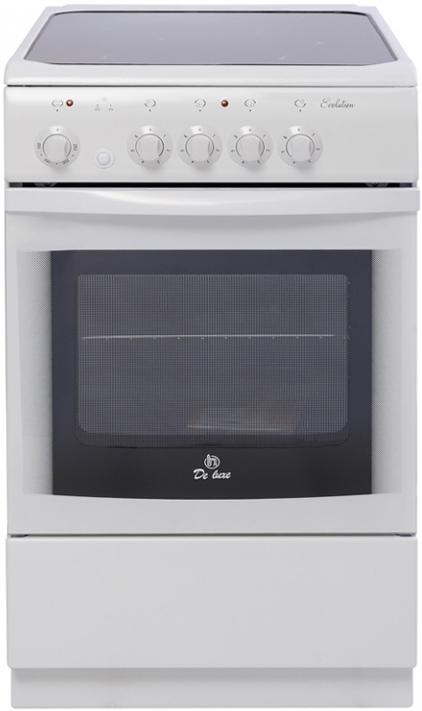 De luxe 506004.04эс плита электрическая