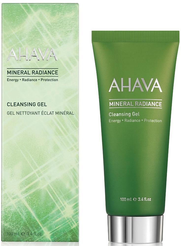 Ahava Mineral RadianceМинеральный гель для очистки кожи и придания ей сияния, 100 мл Ahava