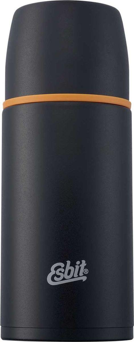 """Термос Esbit """"VF"""", цвет: черный, оранжевый, 750 мл"""