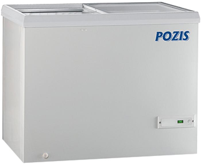 лучшая цена Морозильник-ларь Pozis FH-255, белый