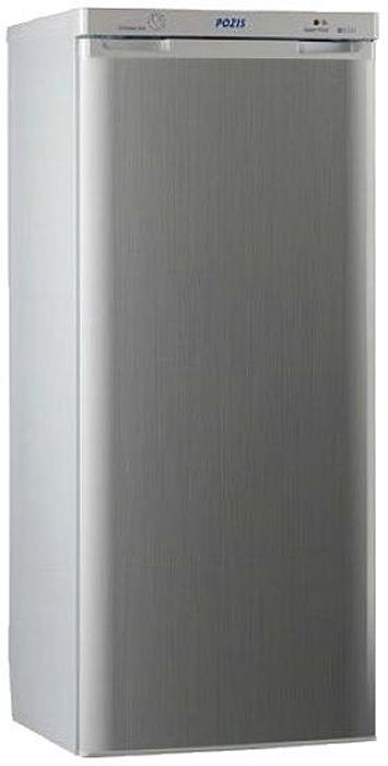 Морозильник Pozis FV-115, серебристый металлопласт морозильник pozis fv nf 117