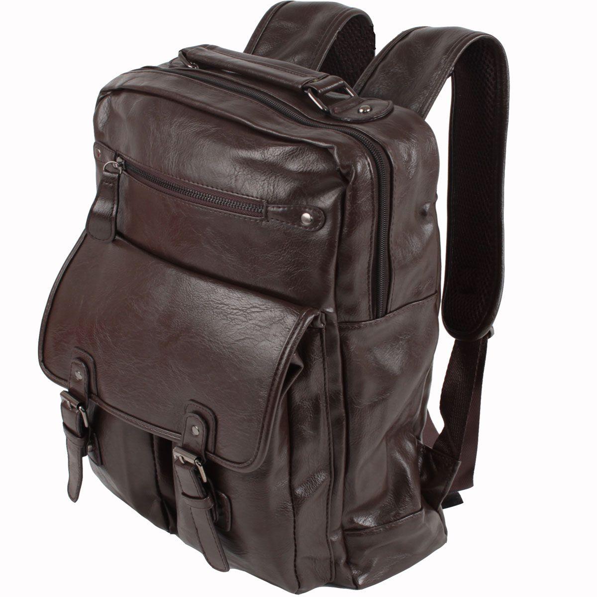 Сумка-рюкзак Flioraj, цвет: коричневый. 0921 коричн цена и фото