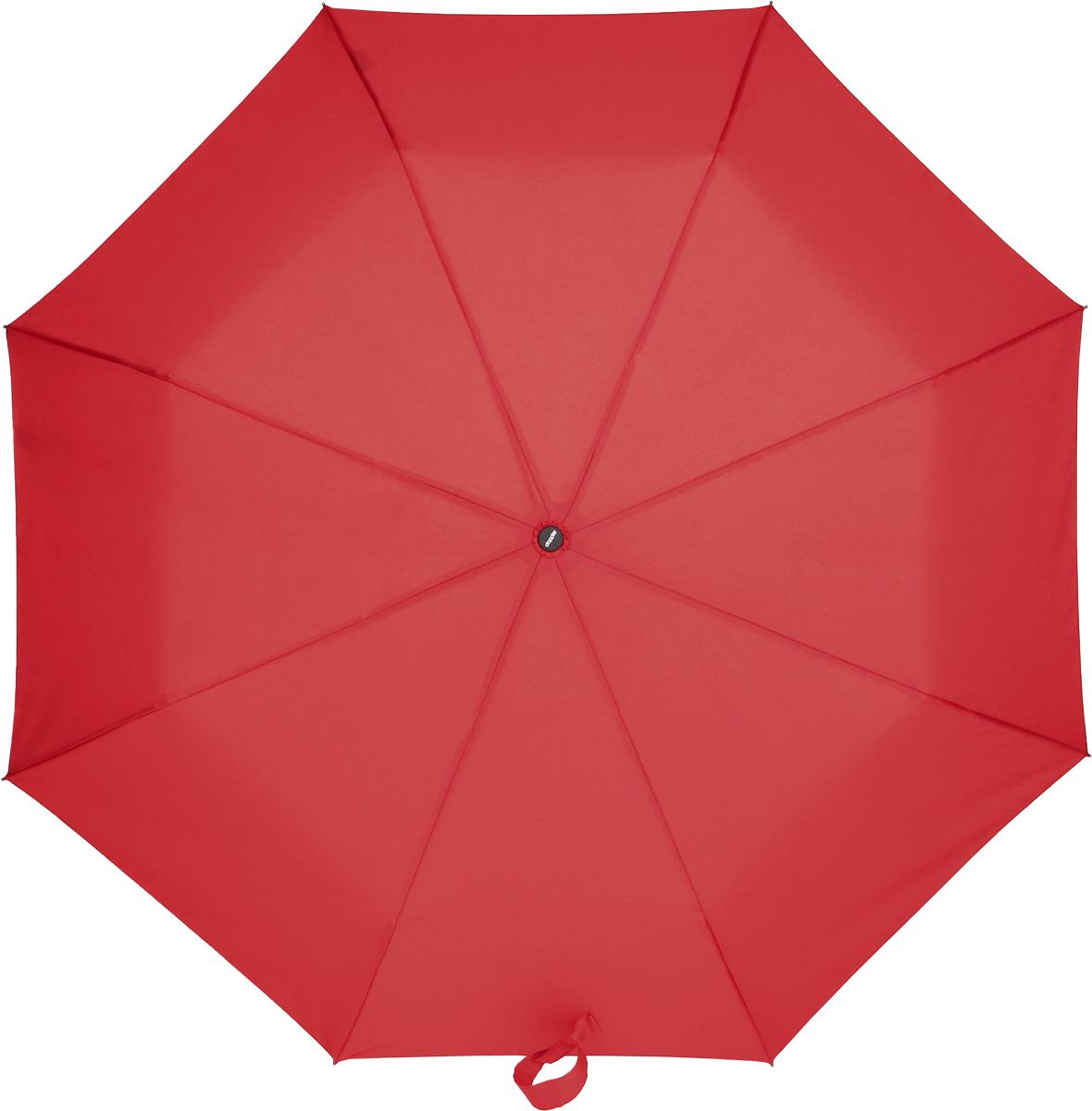 Зонт женский Doppler, цвет: красный. 744146303 зонт трость женский doppler цвет красный 714765l