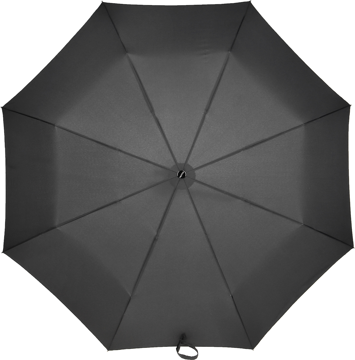 Зонт мужской Doppler, цвет: черный. 74667BFG574667BFG5Зонт Doppler 3 сложения полный автомат увеличенный купол 103 см спицы сталь и карбон пластиковая ручка ткань водоотталкивающий полиэстер вес 395 грамм.