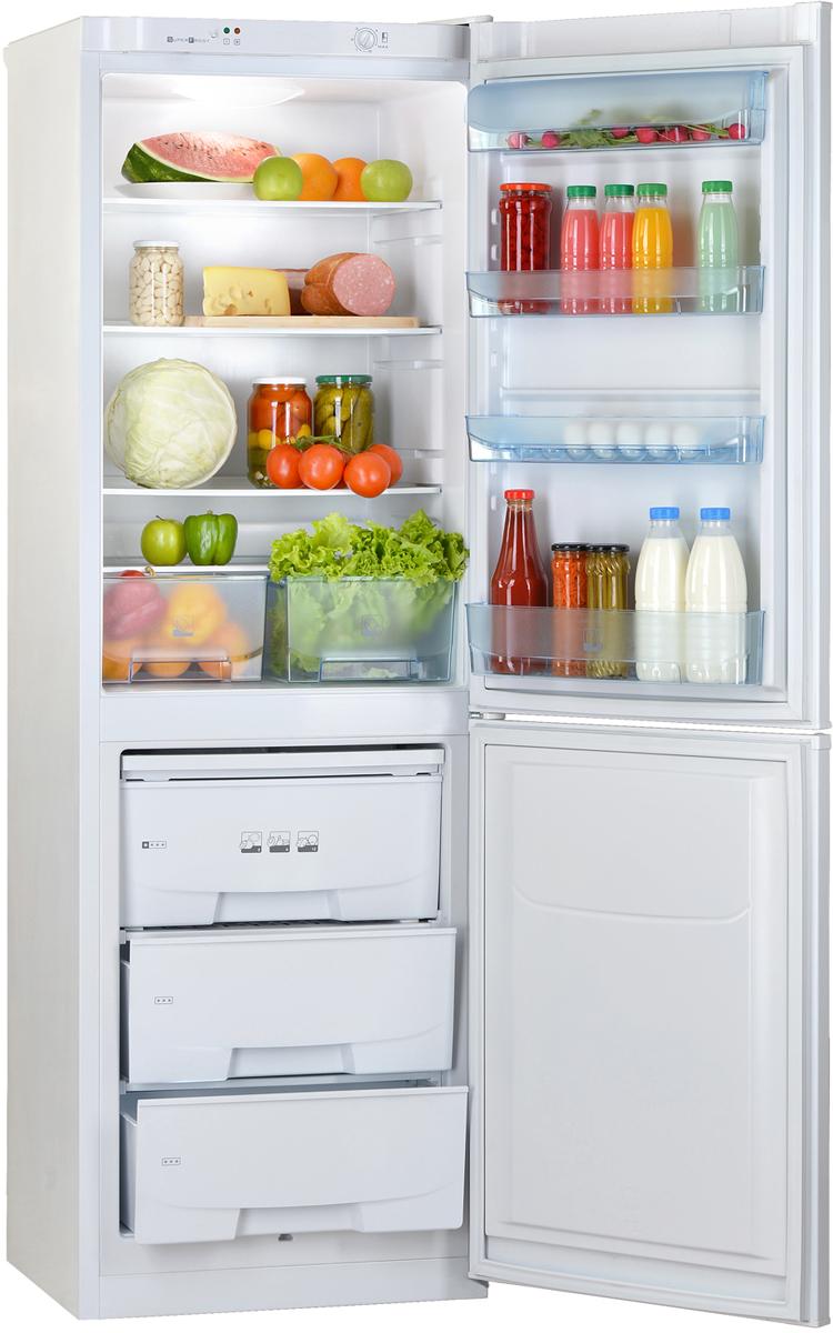 Двухкамерный холодильник Pozis RK-139, серебристый Pozis
