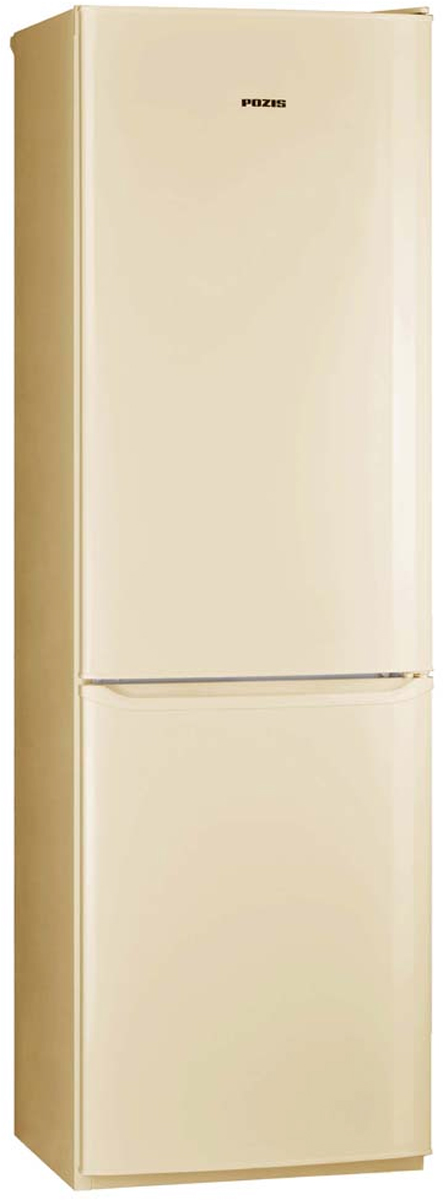 Двухкамерный холодильник Pozis RK-149, бежевый