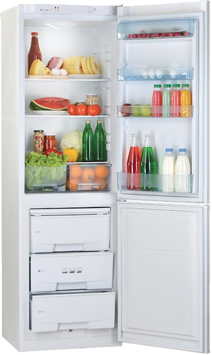 Двухкамерный холодильник Позис RK-149 черный Pozis
