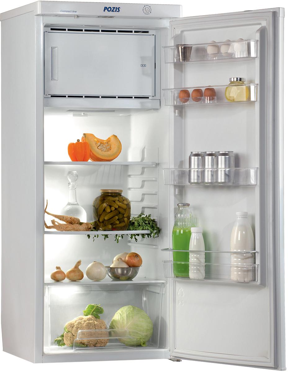 Однокамерный холодильник Позис RS-405 белый Pozis