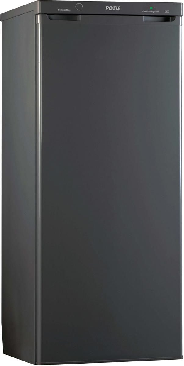 Pozis RS-405, Graphite холодильник холодильник pozis rs 405 w