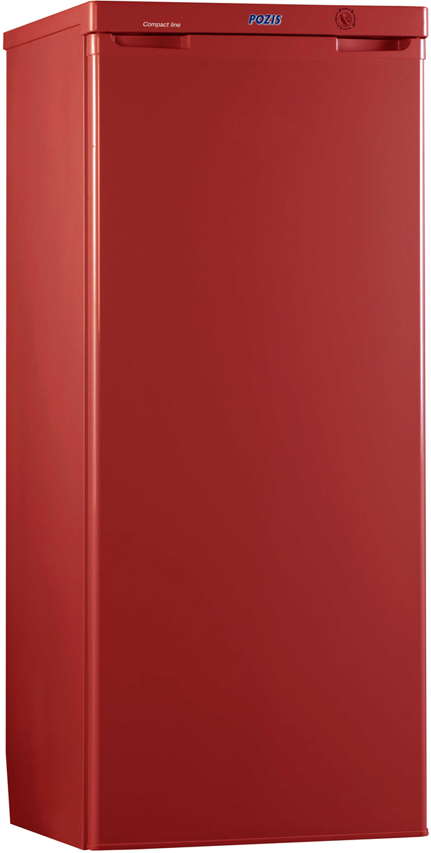 Холодильник Pozis RS-405, рубиновый холодильник pozis rs 405 w