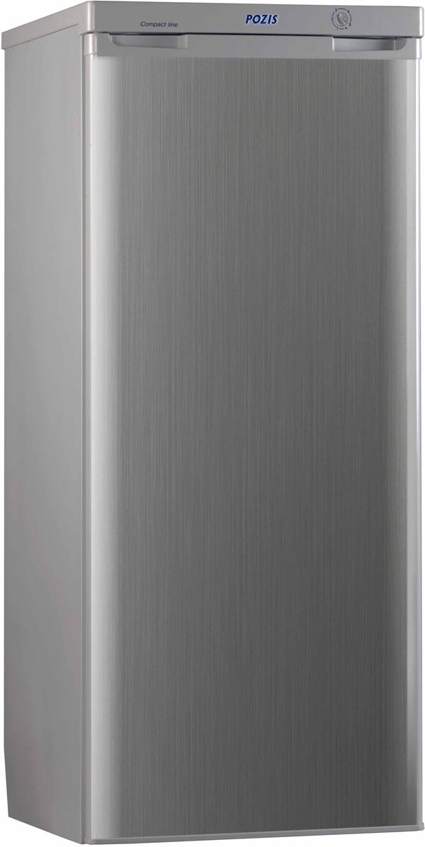 Холодильник Pozis RS-405, серебристый холодильник pozis rs 405 с белый