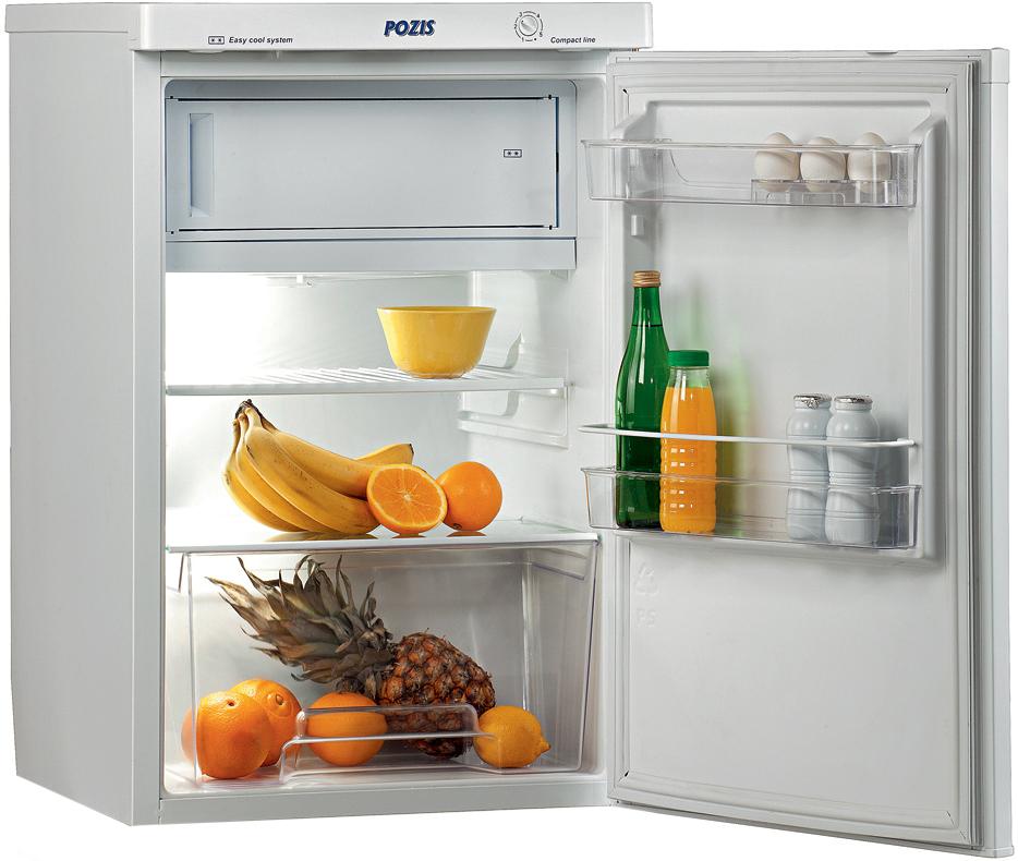 Холодильник Pozis RS-411, темно-серый Pozis
