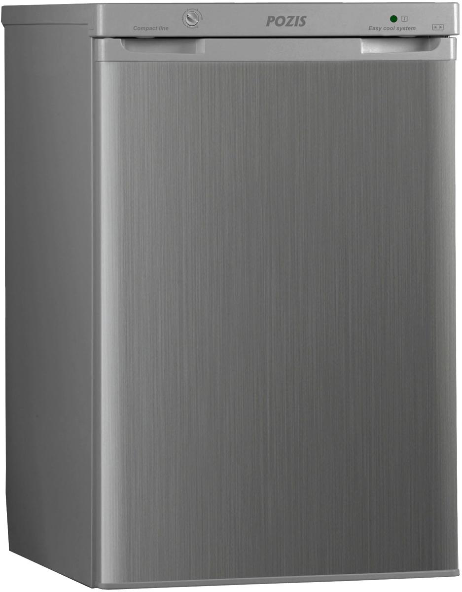 лучшая цена Холодильник Pozis RS-411, темно-серый